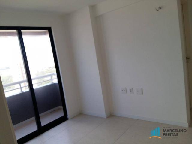 Apartamento com 2 dormitórios para alugar, 72 m² por r$ 1.509,00/mês - engenheiro luciano  - Foto 6