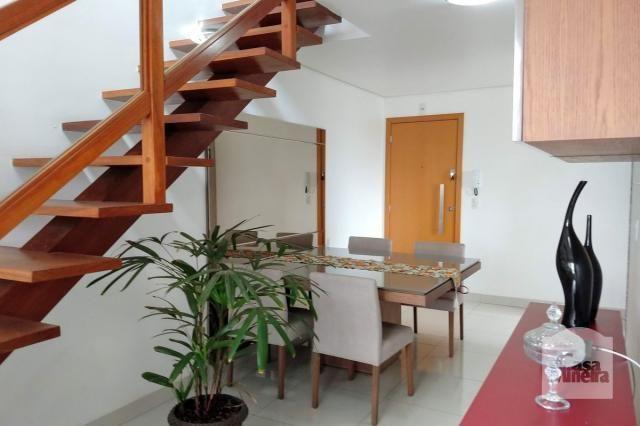 Apartamento à venda com 2 dormitórios em Cinqüentenário, Belo horizonte cod:257701