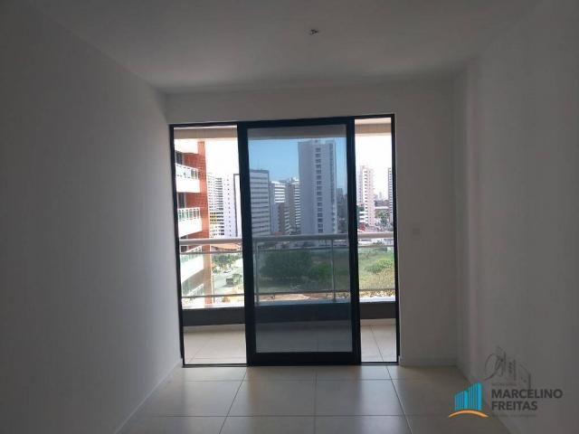 Apartamento com 2 dormitórios para alugar, 72 m² por r$ 1.509,00/mês - engenheiro luciano  - Foto 5