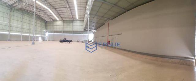 Galpão para alugar, 2500 m² por r$ 23.500,00/mês - maracanaú - maracanaú/ce - Foto 19