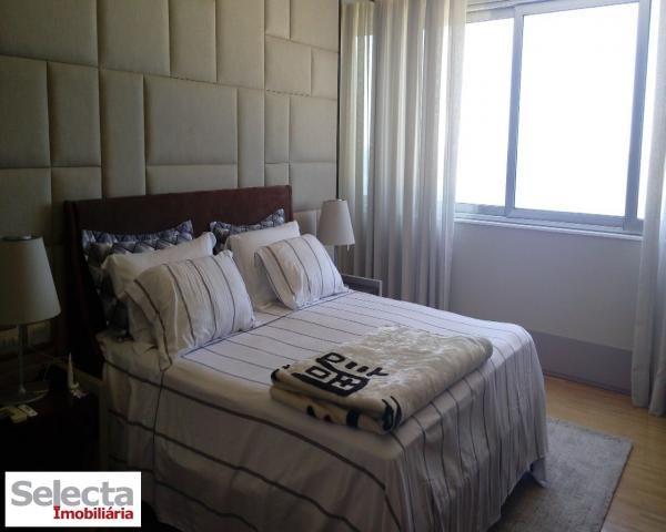 Apartamento de 500 m² mais lindo da Av. Atlântica, totalmente mobiliado e equipado, com tu - Foto 9