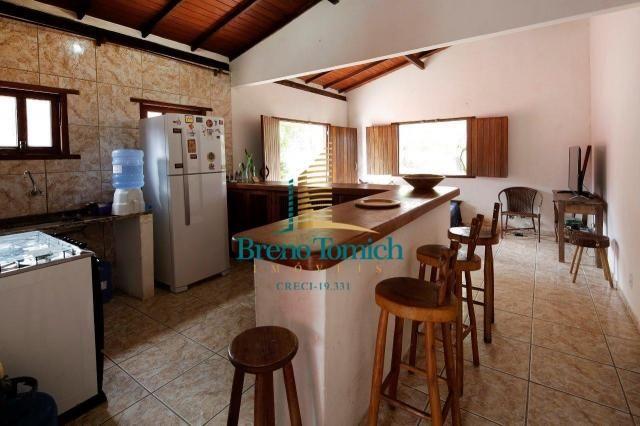 Casa com 3 dormitórios à venda, 276 m² por r$ 380.000,00 - trancoso - porto seguro/ba - Foto 7