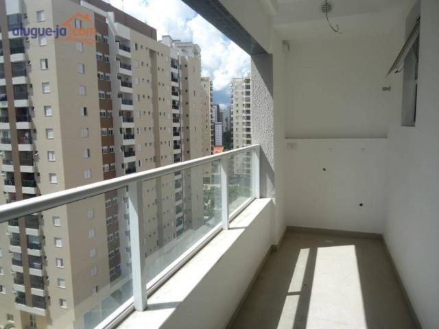 Apartamento com 2 dormitórios à venda, 76 m² por r$ 485.000 - jardim aquarius - são josé d - Foto 13