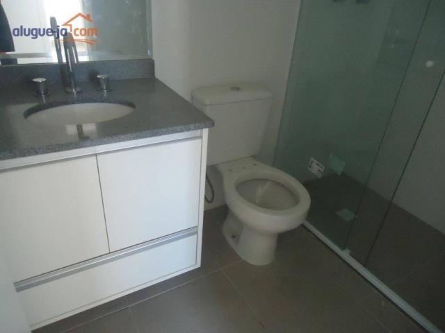Apartamento com 2 dormitórios à venda, 76 m² por r$ 485.000 - jardim aquarius - são josé d - Foto 14