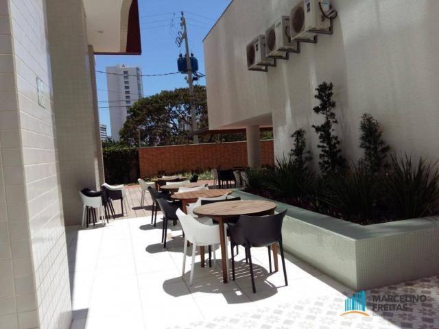Apartamento com 2 dormitórios para alugar, 72 m² por r$ 1.509,00/mês - engenheiro luciano  - Foto 20