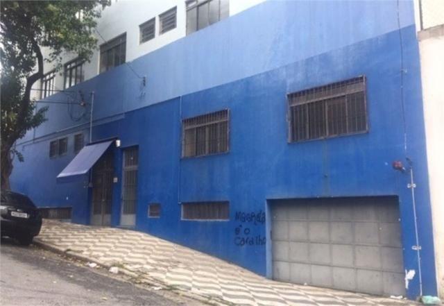 Galpão/depósito/armazém à venda em Tatuapé, São paulo cod:243-IM456916 - Foto 4