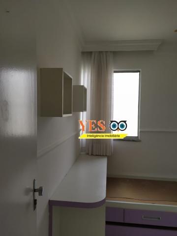 Yes imob - apartamento residencial para locação, 3 dormitórios sendo 1 suíte, 1 sala, 2 ba - Foto 11