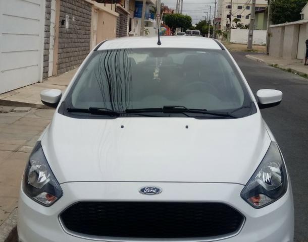 Vendo carro Ford KA 1.0, 15.825 km rodado em perfeito estado - Foto 6
