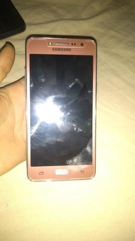 Vendo celular j2 prime rose