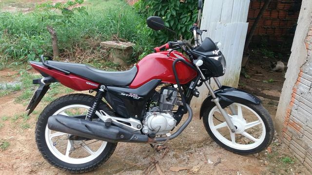 Moto start 150 2015 toda original so vendo