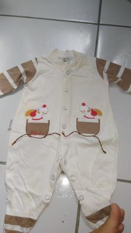 Roupinhas de bebê menino - Foto 3