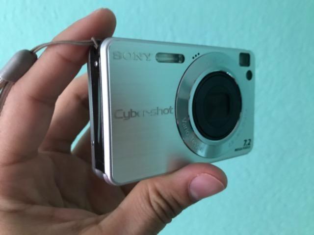 Câmera Sony Cyber Shot - Foto 4