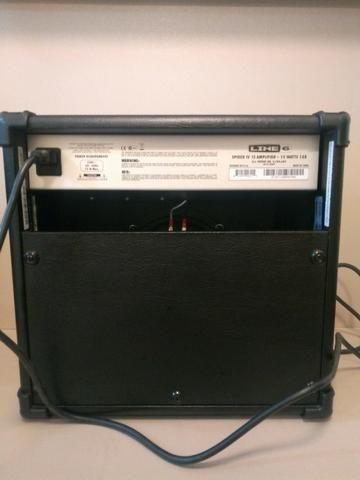 Amplificador Guitarra Line 6 Spider IV 15W - Foto 3