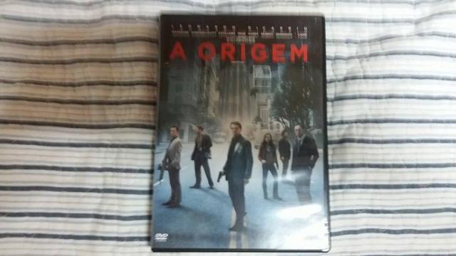 DVD filme A Origem