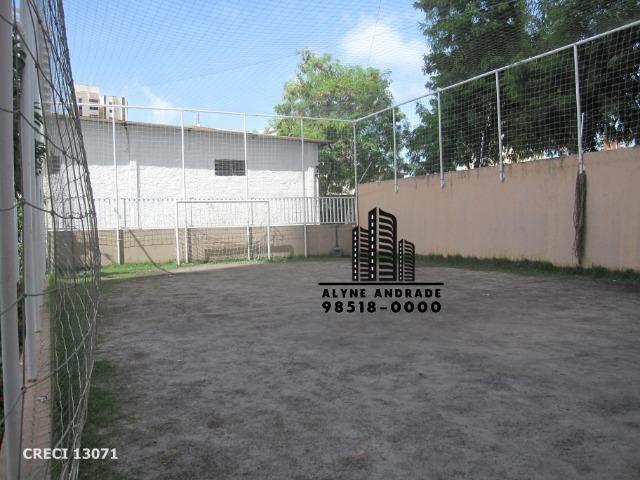 Aldeota | Projetado / 95 m² | Lazer Completo - Foto 8