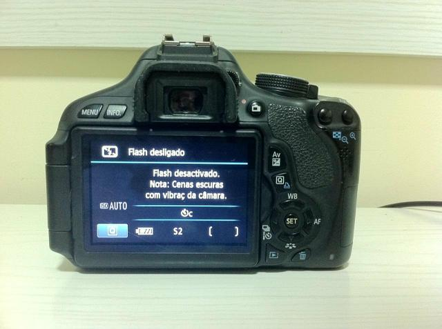 Câmera Canon T3i EOS REBEL - Foto 6