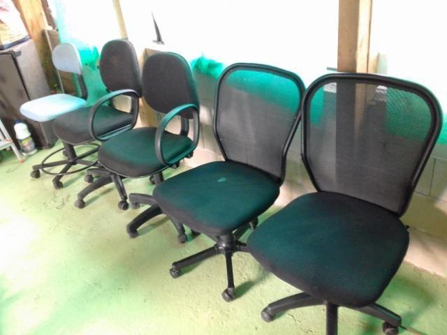 Cadeira para escritório - Foto 4