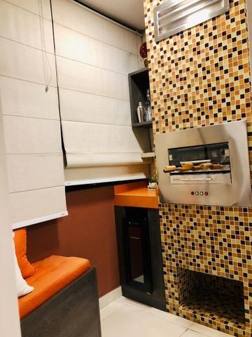 Apartamento Completo Mobiliado e Decorado - Foto 2