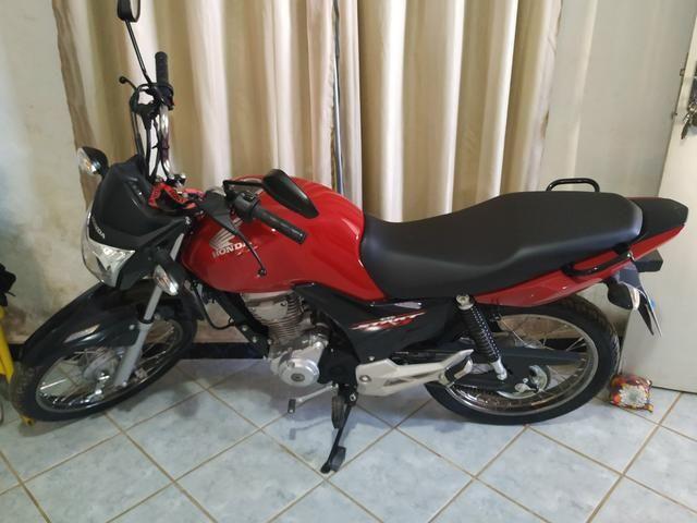 Moto Honda Start CG 160, ano 2018