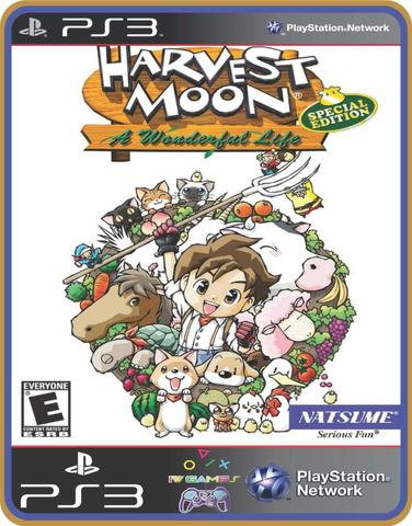 Ps3 Harvest Moon A Wonderful Life Special
