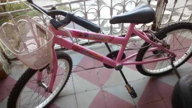 Bicicleta da barbie - Foto 4