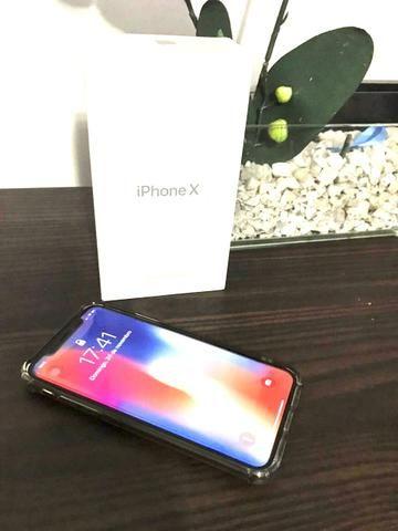 IPhone X com GARANTIA APLLE até 02/05/20 - Foto 3