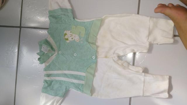 Roupinhas de bebê menino - Foto 2