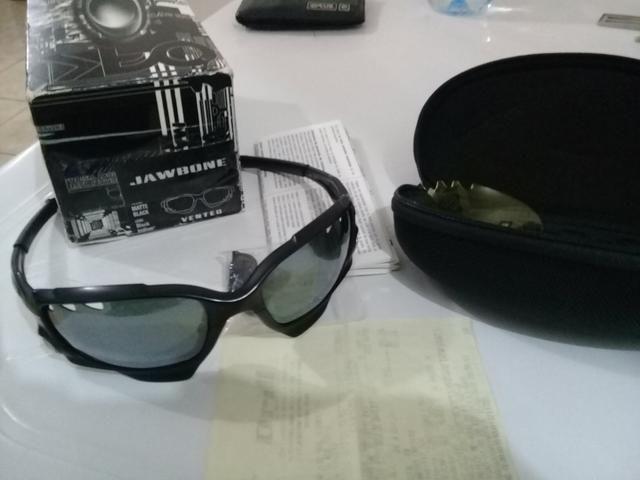 0478fd2254058 Óculos oakley jawbone original completo - Bijouterias, relógios e ...