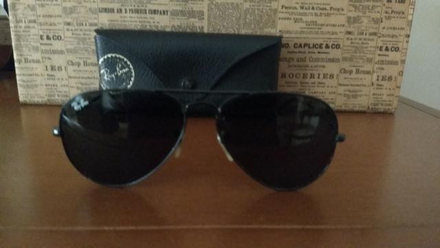 581187547c07b Óculos aviador Rayban original - Bijouterias, relógios e acessórios ...