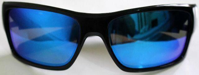 Óculos de sol cor azul Oakley - Original - Bijouterias ac92456af2565