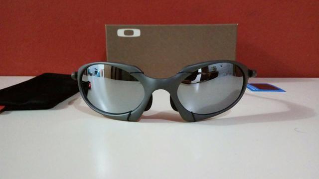 Óculos de sol Oakley Romeo 1 xmetal Espelhado Novo frete grátis ... df557e5d8e