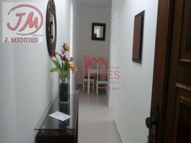 Apartamento com 2 dorms, Aviação, Praia Grande - R$ 265.000,00, 80m² - Codigo: 617... - Foto 3