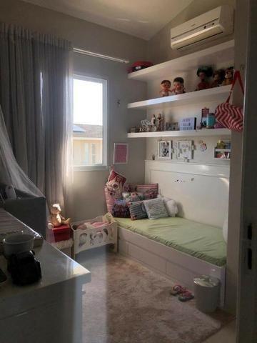 CA1572 Casa 80m² Cond. Magna Villaris 3 Qts Sendo 2 Sts Decorada, Climatizada, e Mobiliada - Foto 11