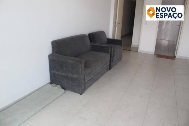 Apartamento com 2 dormitórios para alugar, 70 m² por R$ 1.000/mês - Centro - Campos dos Go - Foto 9