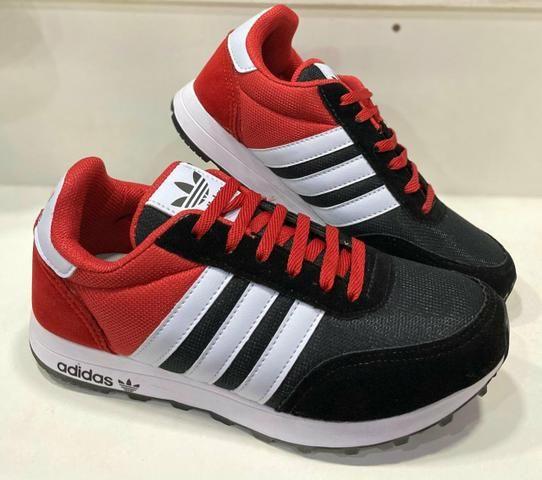 Tênis Adidas Neo (38 ao 43) - 4 Cores Disponíveis - Foto 3