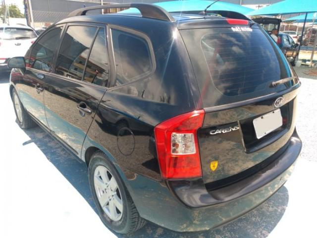 Kia carens 2009 2.0 ex 16v gasolina 4p automÁtico - Foto 4