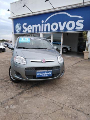 Fiat Palio Attractive 1.0 8V (Flex) - Foto 2