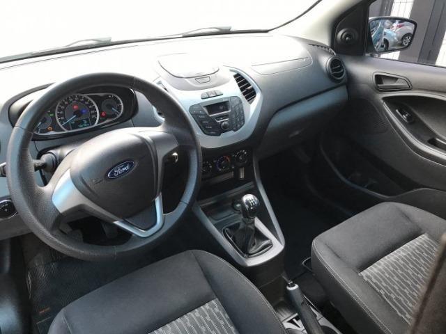 Ford New Ka 2015 Flex 1.0 Se Plus super conservado só 83.000km - Foto 7