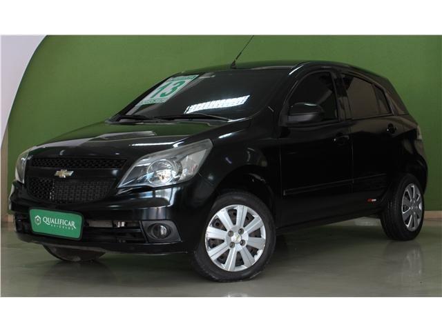 Chevrolet Agile 1.4 mpfi lt 8v flex 4p manual - Foto 3