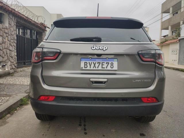 Jeep Compass Limited 2018/2018, IPVA 2020 PAGO, 6.800 km rodados - Foto 12