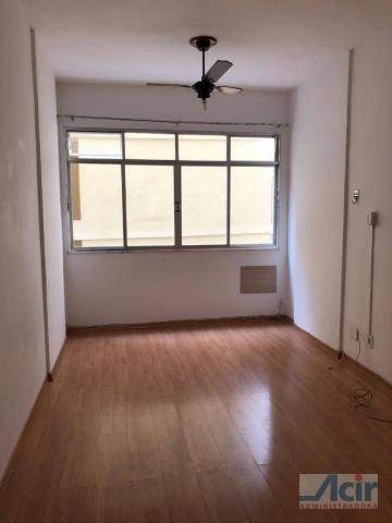 Apartamento com 1 dormitório para alugar, 55 m² por R$ 1.000,00/mês - Ingá - Niterói/RJ