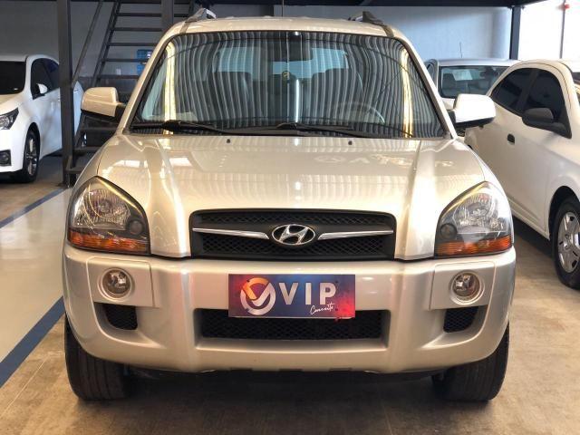 TUCSON 2014/2015 2.0 MPFI GLS 16V 143CV 2WD FLEX 4P AUTOMÁTICO - Foto 3