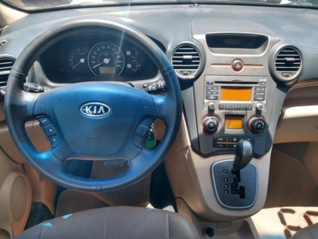 Kia carens 2009 2.0 ex 16v gasolina 4p automÁtico - Foto 7