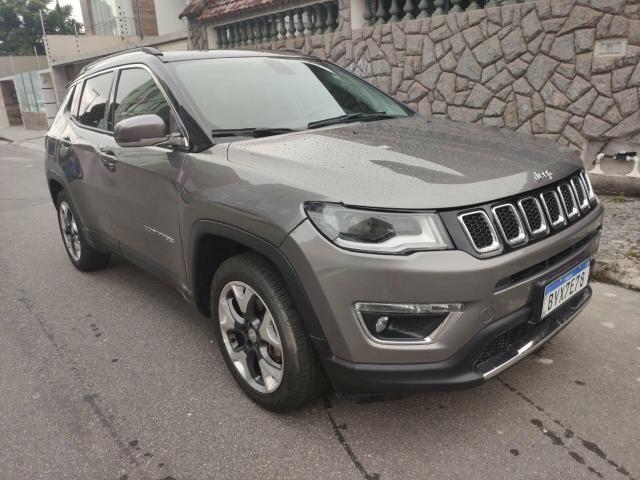 Jeep Compass Limited 2018/2018, IPVA 2020 PAGO, 6.800 km rodados - Foto 6