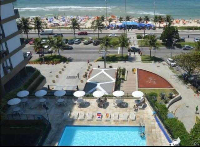 Excelente Apart Hotel em frente a praia da Barra no Cond. Barrabella - Foto 4