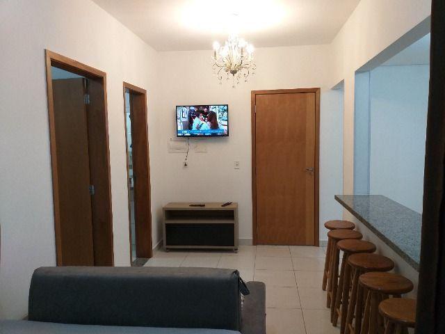 Apartamento mobiliado para temporada NOVINHO em Cuiabá bem localizado - Foto 9