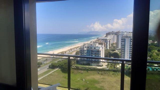 Excelente Apart Hotel em frente a praia da Barra no Cond. Barrabella - Foto 5