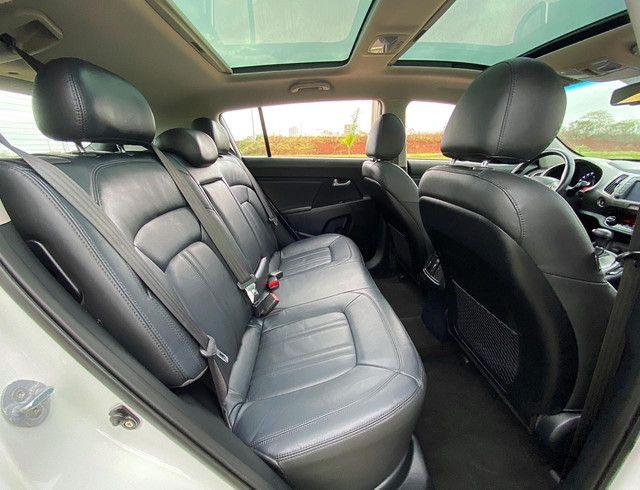 Sportage EX Top de Linha Teto Panorâmico Placa I - Ix35 Compass Renegade Corolla - Foto 15