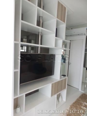 Apartamento no Itaim Bibi 1 Suíte Luxo 54m², condomínio com ótima estrutura - Foto 10