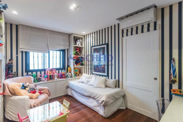 Apartamento alto padrão, com lindo acabamento em excelente localização. - Foto 19